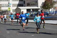 Der New-York-City-Marathon 2014 199 Stockbild