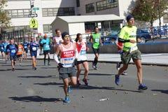Der New-York-City-Marathon 2014 209 Stockfoto