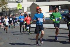 Der New-York-City-Marathon 2014 216 Lizenzfreies Stockbild