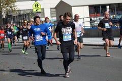 Der New-York-City-Marathon 2014 221 Lizenzfreie Stockfotografie