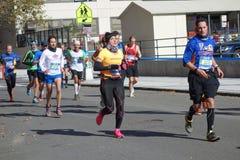 Der New-York-City-Marathon 2014 227 Stockfotos