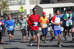 Der New-York-City-Marathon 2014 229 Lizenzfreies Stockbild