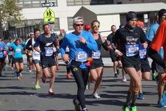 Der New-York-City-Marathon 2014 238 Stockfotos