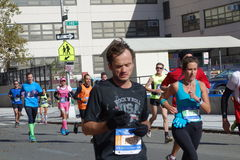 Der New-York-City-Marathon 2014 239 Lizenzfreies Stockbild