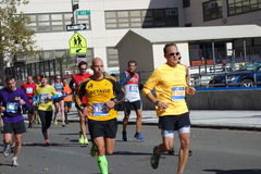 Der New-York-City-Marathon 2014 241 Stockfotografie
