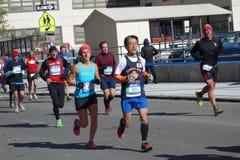 Der New-York-City-Marathon 2014 248 Stockbilder