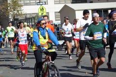 Der New-York-City-Marathon 2014 260 Stockbilder