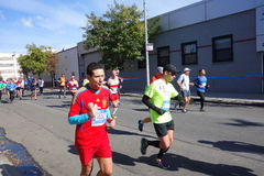 Der New-York-City-Marathon 2014 264 Lizenzfreie Stockfotos