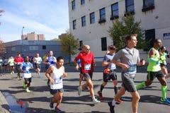 Der New-York-City-Marathon 2014 267 Stockbild
