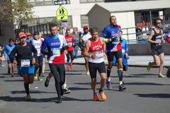 Der New-York-City-Marathon 2014 309 Lizenzfreies Stockfoto