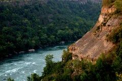 Der Niagara Fluss Lizenzfreie Stockfotografie