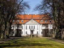 Der Nieborow-Palast, Polen Lizenzfreie Stockfotos