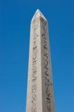 Der Obelisk von Theodosius Stockbild