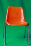 Der orange Stuhl Lizenzfreie Stockbilder