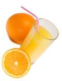 Der Orangen Leben noch Stockfotos