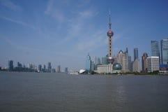 Der orientalische Perlen-Turm Lizenzfreie Stockfotos