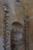 Der Ossuary in Sedlec Kostnice, Kutna Hora, Tschechische Republik Lizenzfreie Stockfotografie