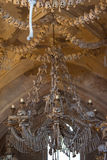 Der Ossuary in Sedlec Kostnice, Kutna Hora, Tschechische Republik Lizenzfreies Stockbild