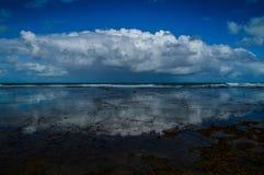 Der Ozean stockfotografie