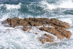 Der Ozean Lizenzfreie Stockbilder