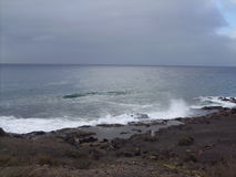 Der Ozean Lizenzfreies Stockfoto