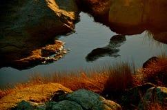 Der Ozean ist in Maine schön Stockbilder
