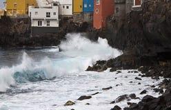 Der Ozeanschaum Lizenzfreies Stockbild