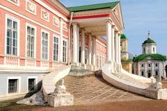 Der Palast Lizenzfreie Stockbilder