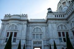 Der Palast Ananta Samakhom - 2016 Lizenzfreie Stockfotos