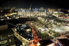 Der Palast Architektur der Kultur der im Freien Stockbild