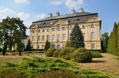 Der Palast Ciazen, Polen des Bischofs Stockbilder