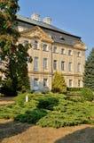 Der Palast Ciazen, Polen des Bischofs Lizenzfreies Stockfoto