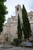 Der Palast des Bischofs Stockfoto