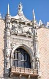 Der Palast des Doges Stockfoto