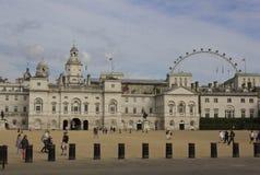 Der Palast des Pferdeschutzes in London Stockfoto