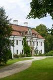 Der Palast in Kraskow Lizenzfreies Stockbild