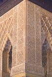 Der Palast von Alhambra Stockbild