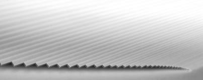 Der Papierrand statck stockfotos