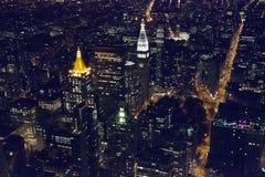 Der Park New York City Madison Square Stockfotografie