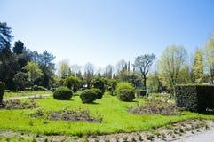 Der Park Riviera Lizenzfreie Stockfotografie