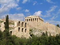 Der Parthenon Stockbild