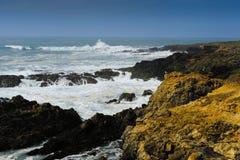 Der Pazifische Ozean Stockfoto