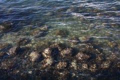 Der Pazifische Ozean Lizenzfreies Stockbild