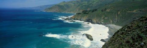 Der Pazifische Ozean Lizenzfreies Stockfoto