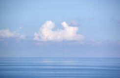 Der Pazifische Ozean in Taiwan Stockfotos