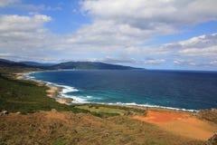 Der Pazifische Ozean Taiwan 6 Stockbild