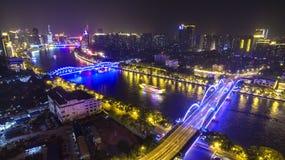 Der Pearl River der sieben Farben Stockfoto