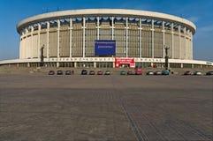 Der petersburg-Sport und der Konzert-Komplex Lizenzfreie Stockfotos