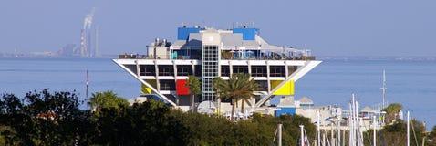 Der Pier Stockbild