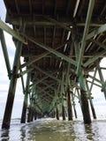 Der Pier lizenzfreie stockfotografie